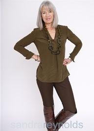 Sandra Reynolds - Commercial Model & Casting Agency - susan walker
