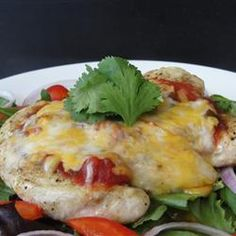 Quick and Easy Mexican Chicken - Allrecipes.com Add a 1/4 tsp of tumeric to help relieve inflammation and pain.