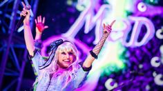 Mad T Party at Disneyland's CA Adventure