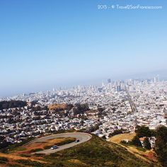 Hope you have a great weekend! Enjoy #SanFrancisco view from #TwinPeaks. Address to get here, 501 Twin Peaks Blvd. San Francisco. _________________________________________ Visit our site & blog for itinerary and inspiration at www.Travel2SanFrancisco.com