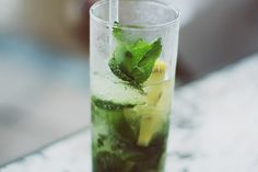 Favourite drink of all time - Mojito