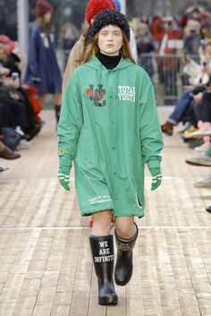 Undercover, Fall-Winter 2018, Paris, Womenswear