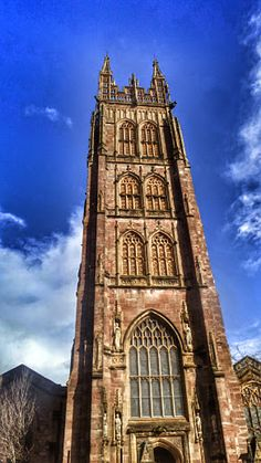 St Mary's Church, Taunton, Somerset
