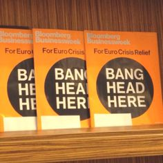 Bang Head Here (BusinessWeek)