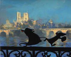 Ratatouille - The Art of Pixar