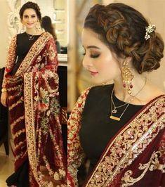 Asian Wedding Dress Pakistani, Pakistani Bridal Jewelry, Beautiful Pakistani Dresses, Pakistani Dresses Casual, Pakistani Dress Design, Pakistani Clothing, Bridal Mehndi, Indian Dresses, Fancy Dress Design