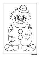 Bohócos kifestők és színezők. Bohócos nyomtatható kifestők. Es Der Clown, Disney Drawings, Charlie Brown, Techno, Snoopy, Pictures, Crafts, Fictional Characters, Clowns