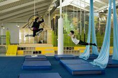 Vancouver Circus School / Marianne Amodio Architecture Studio