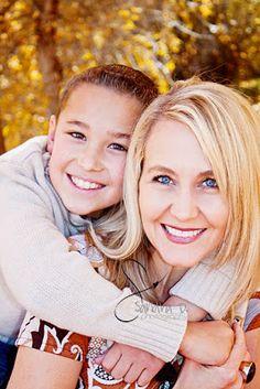 Mom & Son Pose
