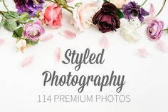Styled Photography ~ 114 HQ Photos by Barn Images on @creativemarket