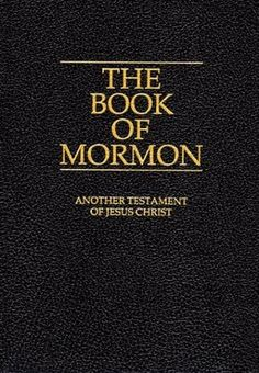 """Words of the Prophets on the American continent, recorded from 600 B.C. to about 450 A.D., """"the most correct of any book on earth."""" ~Joseph Smith   I know this book to be true and correct in it's teachings of Christ and all his truths."""