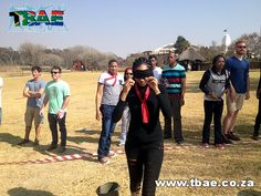 SAB Corporate Fun Day and Minute To Win It team building event in Vanderbijlpark, facilitated and coordinated by TBAE Team Building and Events Team Building Events, Minute To Win It, Good Day, A Team, Fun, Buen Dia, Good Morning, Hapy Day, Hilarious