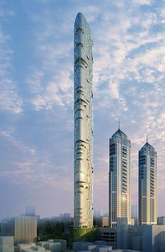 Smith + Gill, have penned what will be one of the tallest buildings ever constructed in India, the Imperial Tower.