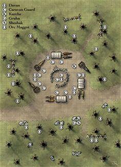 Bog/Swamp | RPG Maps | Pinterest | Search