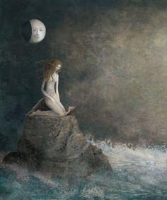 Gabriel Pacheco | The Little Mermaid (detail)