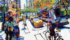 Tom Christopher, New York. Just like I pictured it.