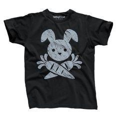 Jolly Roger Bunny T-Shirt