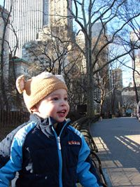 Have Baby Will TravelHave Toddler Will Travel - New York City