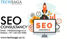 Increase #organic #visibility, quality #traffic & sales of your online business using SEO services of Techsaga Corporation which is the best SEO Company in India with years of experience and Trusted by numerous companies. #SEO #digitalmarketing #PPC