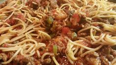 Cooks Country Recipes, Country Cooking, Southern Recipes, Cooking Recipes, Spaghetti, Ethnic Recipes, Food, Chef Recipes, Essen