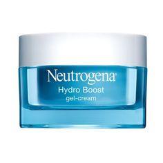 Neutrogena Hydro Boost Gel Cream Moisturiser (23 NZD) ❤ liked on Polyvore featuring beauty products