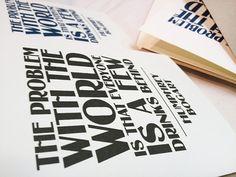 """The World Is a Few Drinks Behind"" -Humphrey Bogart. Prohibition cards - Cream color on Etsy via n2design! #n2design"