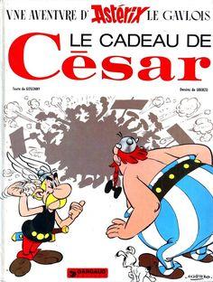 Astérix -21- Le cadeau de César  -  1974