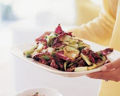 Grilled Lettuces Recipe by Giada De Laurentiis