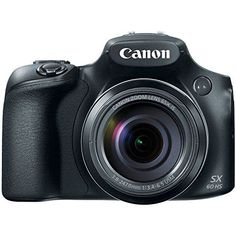 Canon PowerShot SX60 HS Digital Camera – Wi-Fi Enabled Built-in Wi-Fi connectivity with NFC allows wireless transferring of images and video 16.1 megapixel 1/2.3-inch high-sensitivity CMOS sensor combined with DIGIC 6 image processor (Canon HS SYSTEM) 65x optical zoom, 4x digital zoom and 260x combined zoom with Optical Image Stabilizer