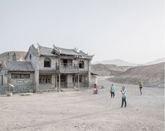 Cognition - Bence Bakonyi Dunhuang and Zhangye Danxia Documentary Photography, Video Photography, Color Photography, Dunhuang, Shanghai, Budapest, Minimalist Photos, Surrealism Photography, Photo Series