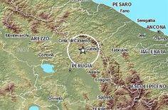 MeteoMoti: Terremoto in Umbria e Marche 16 agosto 2016. Scoss...