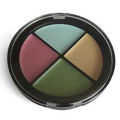 Natural Finish Concealer Makeup Palette NO.4 (4 Colors)