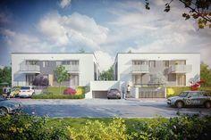 Oto Quadrini. Osiedle idealnych nowych domów z mieszkaniami ma skusić wrocławian • Inwestycje mieszkaniowe - fotogaleria • zdjęcie 1 • tuwroclaw.com
