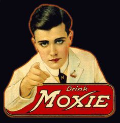 lounge or bar - Moxie soda cooler