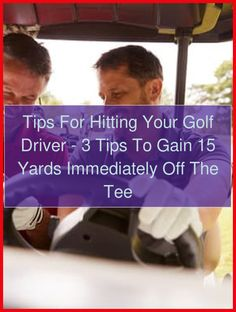 Imagine a month from now and you are for the first tee. You set your ball, undergo your mental preparation then launch the ball on the fairway as bein... Golf Driver Tips, Golf Driver Swing, Golf Drivers, Golf Tips, One Of The Guys, Driving Tips, New Golf, Letting Go, Make It Simple