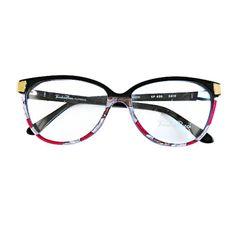 Vintage Frames EMILIO PUCCI eyewear lunettes occhiali mod EP