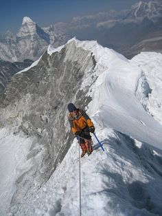 Everest climb 2011   Mountains