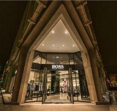 Ugo boss store