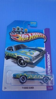 Awesome Dodge 2017: Hot Wheels 2013 Super Treasure Hunt 1971 Dodge Demon Real Riders  !! #HotWheels ... Hot Wheels Check more at http://carboard.pro/Cars-Gallery/2017/dodge-2017-hot-wheels-2013-super-treasure-hunt-1971-dodge-demon-real-riders-hotwheels-hot-wheels/