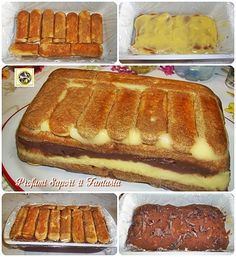 Nutella Recipes, Chocolate Recipes, Cake Recipes, Italian Biscuits, Cake Calories, Delicious Desserts, Yummy Food, Cocktail Desserts, Pastry Cake
