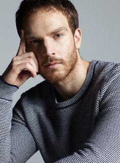 Rasmus Michelsen - hair, eyebrows and facial hair.