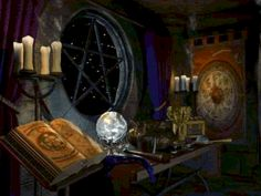 Witches' Altar Photo:  This Photo was uploaded by green-witch. Find other Witches' Altar pictures and photos or upload your own with Photobucket free ima...