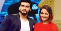 Sonakshi Sinha and Arjun Kapoor were majorly linked up by the gossip press during the making of Tevar but things kind of fizzled out after its release. In a recent interview to a leading daily Arjun has kind of spoken up about the relationship. This is wh
