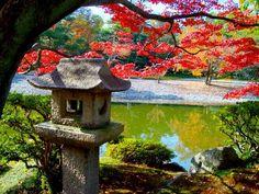 Sento-Gosho Imperial Garden (Kyoto)