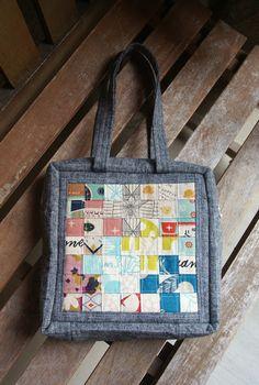 Fabric Mutt: Mosaic Bag