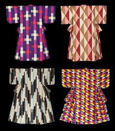 old kimonos