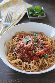 Eat Good 4 Life » Vegetable Ragu