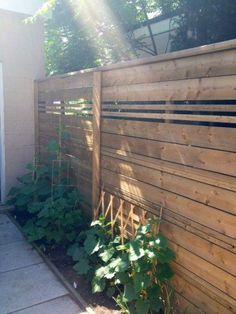 DIY Privacy Walls for Your Yard #backyardlandscapediyhowtobuild
