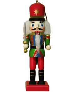 Guard Ornament with Sword >>> See this great product. Nutcracker Ornaments, Sword, Amazon, Link, Christmas, Image, Nutcrackers, Navidad, Yule