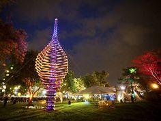 Beyond Wonderland: An Electronic Dance Festival